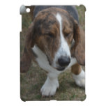 Sweet Basset Hound Case For The iPad Mini