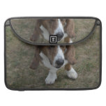 Sweet Basset Hound MacBook Pro Sleeve
