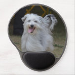Sweet Sheepdog Gel Mouse Pad